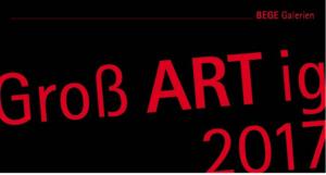 Großartig 2017 in Ulm, Galerie am Saumarkt